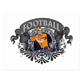 Football My Sport Postcard
