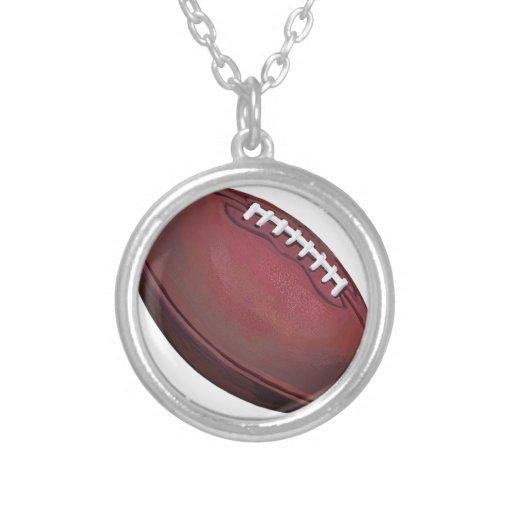 Football Custom Jewelry