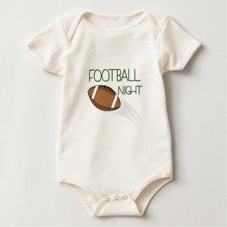 Football Night Baby Bodysuit