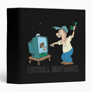 Football Nightmares Binder