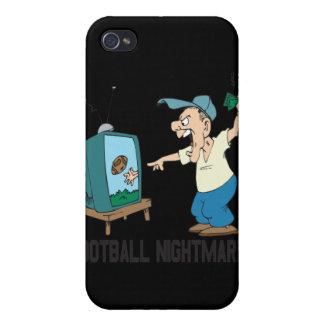 Football Nightmares iPhone 4/4S Cases