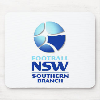 Football NSW Southern Branch Official Merchandise Mouse Pad