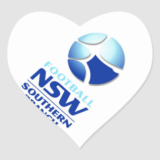 Football NSW Southern Branch Official Merchandise Sticker