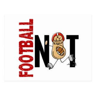 Football Nut 1 Postcard