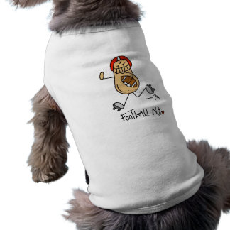 Football Nut T-shirts and Gifts Dog Tee