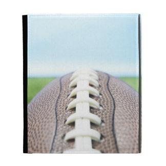 Football on Grass 2 iPad Case