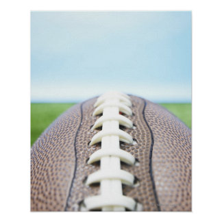 Football on Grass 2 Print