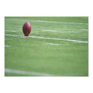 Football on Tee Invitation