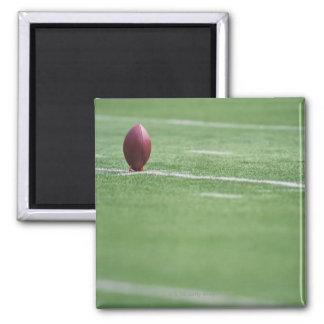 Football on Tee Magnet