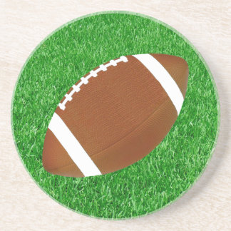 Football On The Lawn Drink Coasters