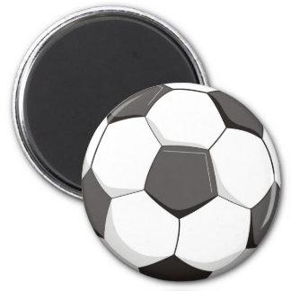 Football or Soccer ball Magnets