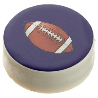 Football Oreo Cookies