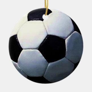 Football Ornaments - Soccer Ball