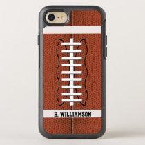 Football OtterBox Symmetry iPhone 8/7 Case