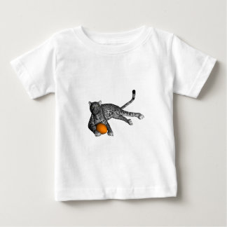Football Panther Baby T-Shirt