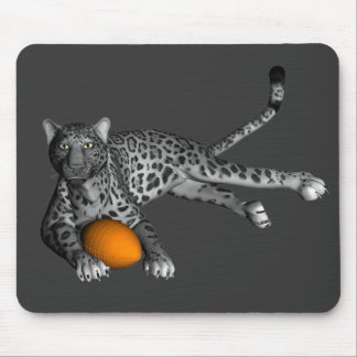 Football Panther Mouse Pad