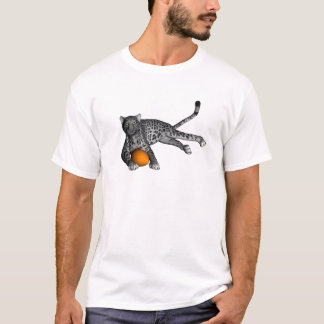 Football Panther T-Shirt