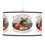 Football Party Animal Lamps