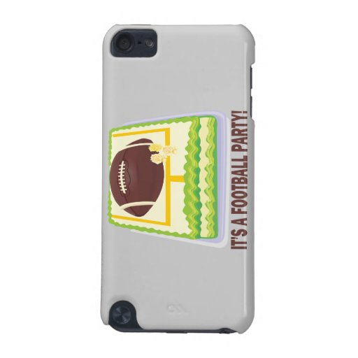 Football Party iPod Touch 5G Cases