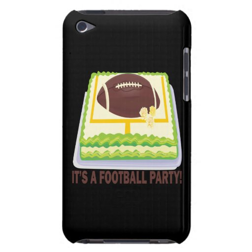 Football Party iPod Case-Mate Cases