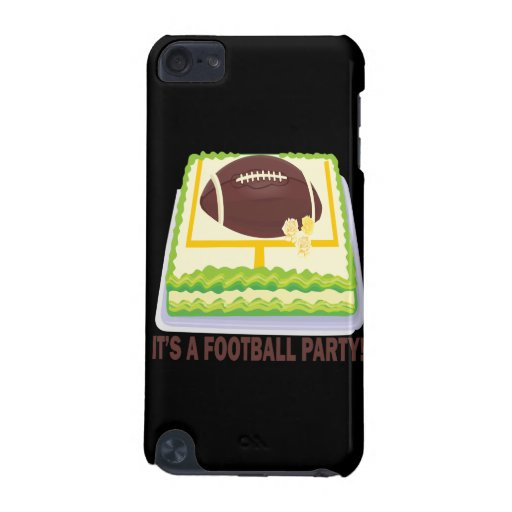 Football Party iPod Touch (5th Generation) Cover
