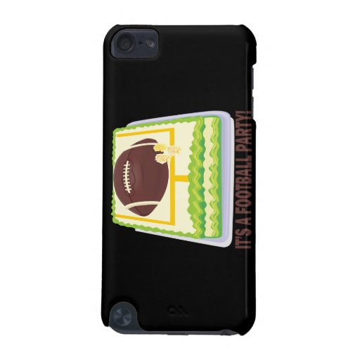 Football Party iPod Touch (5th Generation) Covers