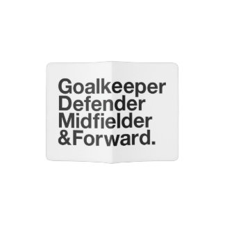 FOOTBALL PASSPORT HOLDER