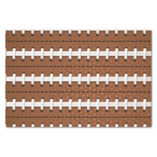 "Football Pattern 10"" X 15"" Tissue Paper"