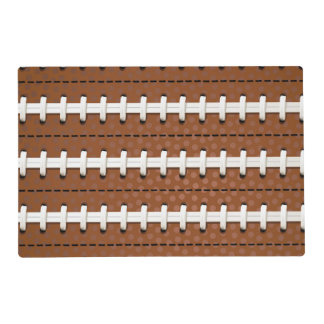 Football Pattern Placemat