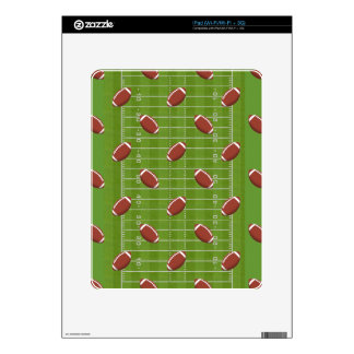 Football Pattern: Skins For The Ipad