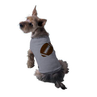 FOOTBALL Pets | Sports Football Graphic Shirt