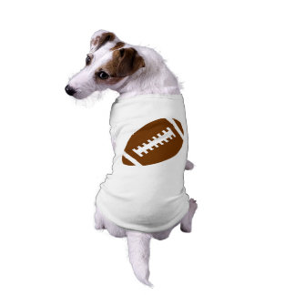 FOOTBALL Pets | Sports Football Graphic T-Shirt