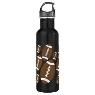 - Football 24oz Water Bottle