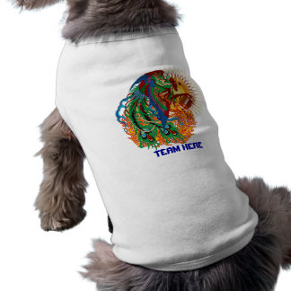 """Football Phoenix Bird """"Rise Again!"""" Think you can? T-Shirt"""