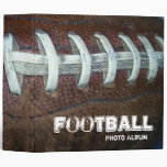 Football Photo Album 3 Ring Binders