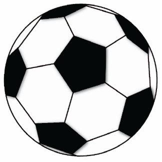 FOOTBALL PICTURE STATUETTE