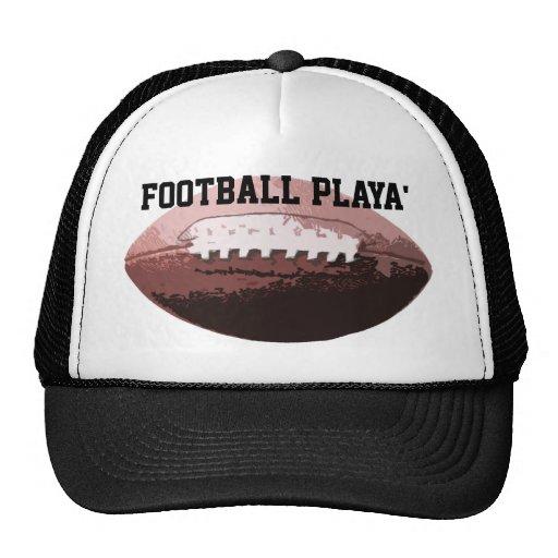 Football Playa' Trucker Hat