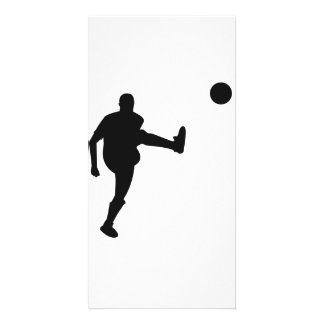 football player 6 card