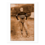Football Player Early 1900s Postcards