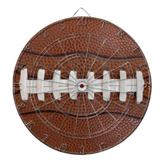 Football Player Fan Gift Ideas Dart Board