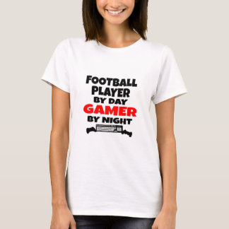 Football Player Gamer T-Shirt
