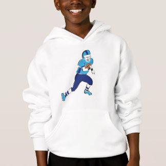 Football Player Hoodie