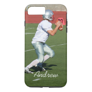 Football player iPhone 7 plus case