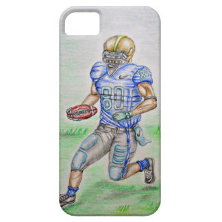 Football player iPhone SE/5/5s case