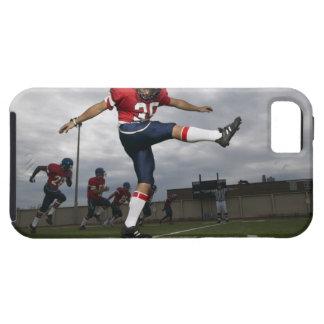 Football Player Kicking Football 2 iPhone SE/5/5s Case