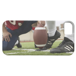 Football Player Kicking Football iPhone SE/5/5s Case