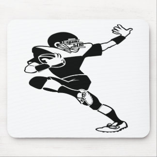 Football Player Mouse Pad