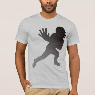 FOOTBALL PLAYER SILHOUETTE T-Shirt