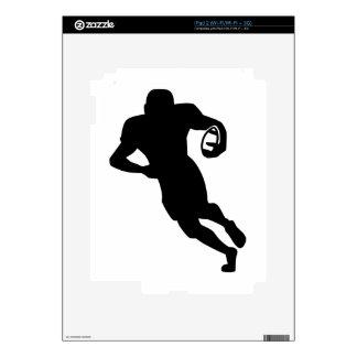 Football player skins for iPad 2