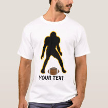 football player-tee T-Shirt